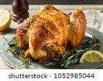 Homemade Rotisserie Chicken...