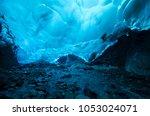 Mendenhall Glacier ice caves