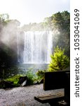 Small photo of Rainbow Falls, Kerikeri, Northland - New Zealand