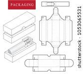 package for object.vector... | Shutterstock .eps vector #1053065531