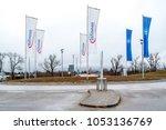 neubiberg   germany   february... | Shutterstock . vector #1053136769
