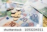 Euro Cash Background. Euro...