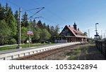 feldberg b rental   germany  ... | Shutterstock . vector #1053242894