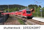 feldberg b rental   germany  ... | Shutterstock . vector #1053242897