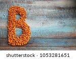 letter b of beans
