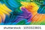 color in motion series. design...   Shutterstock . vector #1053323831