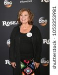 """Small photo of LOS ANGELES - MAR 23: Roseanne Barr at the """"Roseanne"""" Premiere Event at Walt Disney Studios on March 23, 2018 in Burbank, CA"""