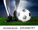 soccer.international tourment... | Shutterstock . vector #1053480797