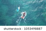 aerial bird's eye view of... | Shutterstock . vector #1053498887