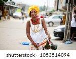 abidjan  ivory coast   february ... | Shutterstock . vector #1053514094