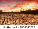 concepts  global warming... | Shutterstock . vector #1053533999