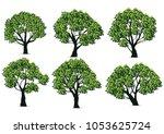 variation design of the... | Shutterstock .eps vector #1053625724