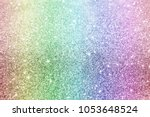 beautiful multi colored... | Shutterstock . vector #1053648524