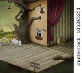 Fantastic Background Or...