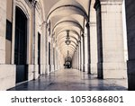 Typical Covered Walkway  The...
