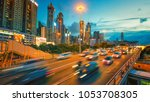 central  hong kong  19 june... | Shutterstock . vector #1053708305