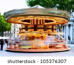 Traditional Carousel With...