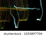 frozen light effect | Shutterstock . vector #1053897704