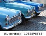 prague  czech republic   europe ...   Shutterstock . vector #1053898565