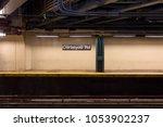 Under Cortelyou Road Subway...