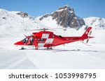 flumserberg   march 25  the... | Shutterstock . vector #1053998795