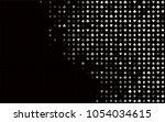 dark silver  gray vector cover... | Shutterstock .eps vector #1054034615