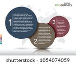 infographic template for your... | Shutterstock .eps vector #1054074059