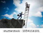 business unethical competition... | Shutterstock . vector #1054116101