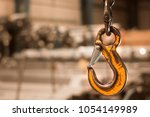 Industry   Iron Hook Of A...