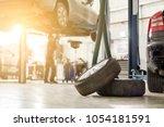 car service center. vehicle...