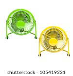 i need two fans for this hot... | Shutterstock . vector #105419231