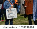 Stock photo march for our lives 1054210904