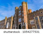 st james's palace in london  uk   Shutterstock . vector #1054277531