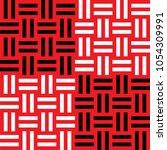 vector seamless geometric...   Shutterstock .eps vector #1054309991