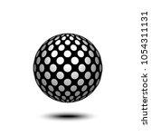 abstract design element  sign ...   Shutterstock .eps vector #1054311131