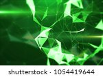 abstract background with... | Shutterstock . vector #1054419644