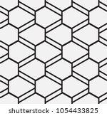 vector seamless pattern.... | Shutterstock .eps vector #1054433825