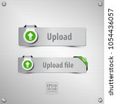 upload button set containing...