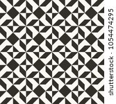 black and white abstract...   Shutterstock .eps vector #1054474295