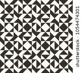 black and white abstract...   Shutterstock .eps vector #1054474301