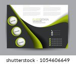 flyer  brochure  billboard... | Shutterstock .eps vector #1054606649