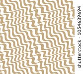abstract wavy stripes seamless... | Shutterstock .eps vector #1054639694