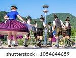 bad wiessee  germany   july 19  ... | Shutterstock . vector #1054644659