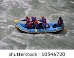 Whitewater Rafting On Fraser...