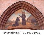 modena  italy   june 04  saint... | Shutterstock . vector #1054701911