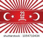 vector illustration of the... | Shutterstock .eps vector #1054710434