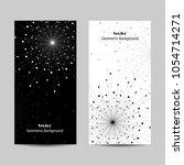 set of vertical banners....   Shutterstock .eps vector #1054714271