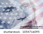 """abraham lincoln quote  """"those... 