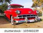 barcelona   november 12  a 1954 ...   Shutterstock . vector #105483239