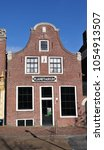 franeker   netherlands  ... | Shutterstock . vector #1054913507